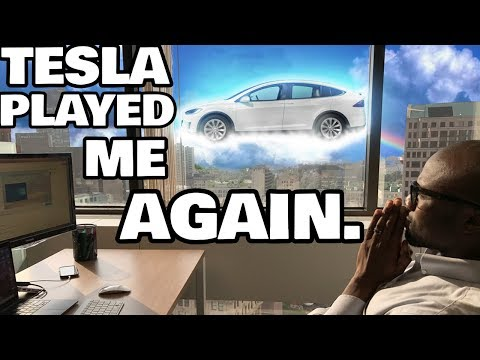 How I became a victim of the Tesla system