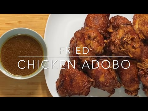 Fried CHICKEN ADOBO