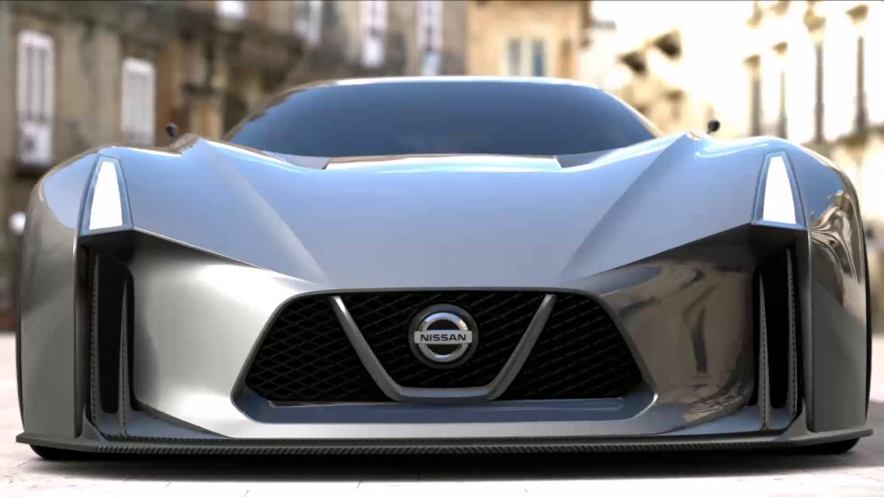 Gran Turismo 6 / In Detail / NISSAN CONCEPT 2020 Vision ...