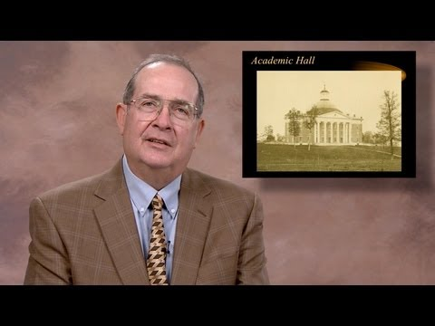 The Morrill Act And Today's Land-Grant University
