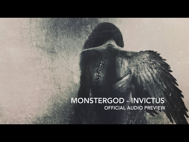 MONSTERGOD - INVICTUS (2018) - official album preview