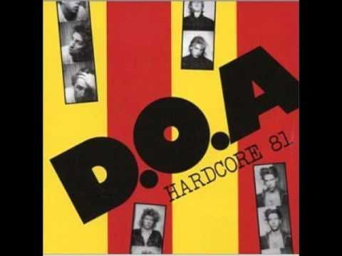 doa - i don't give a shit.