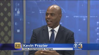 'Entertainment Tonight' Co-Host Kevin Frazier Comes To Philly