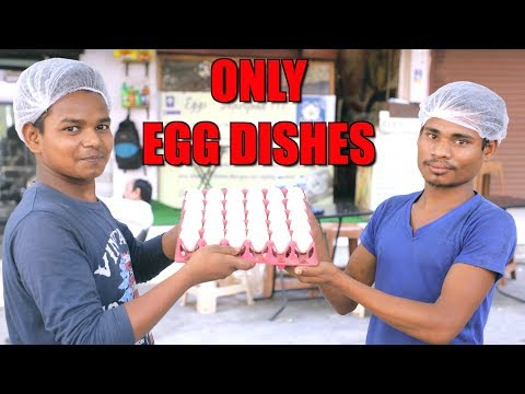 How many Different Egg Dishes do you Know? Best EGG Dishes | Egglicious | Indian Street Food