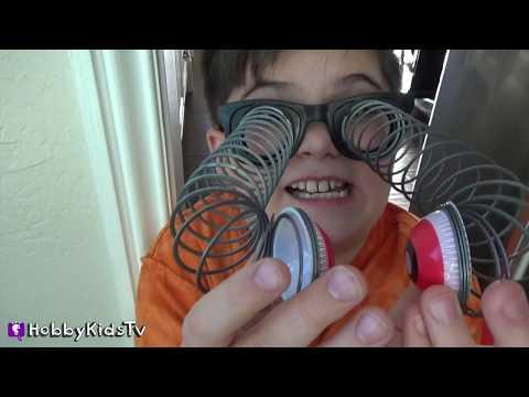 Giant WUBBLE BALL Surprise Egg by HobbyKidsTV