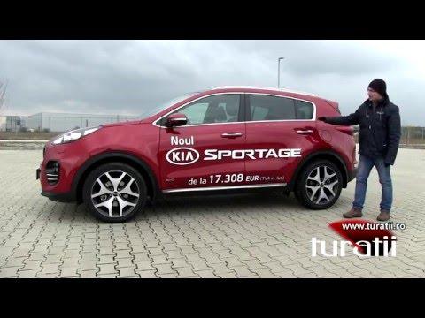 Kia Sportage 2.0l DSL AT 4x4 GT Line explicit video 1 of 4