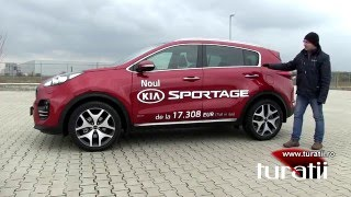 Kia Sportage 2.0l DSL AT 4x4 GT Line explicit video 1 of 4