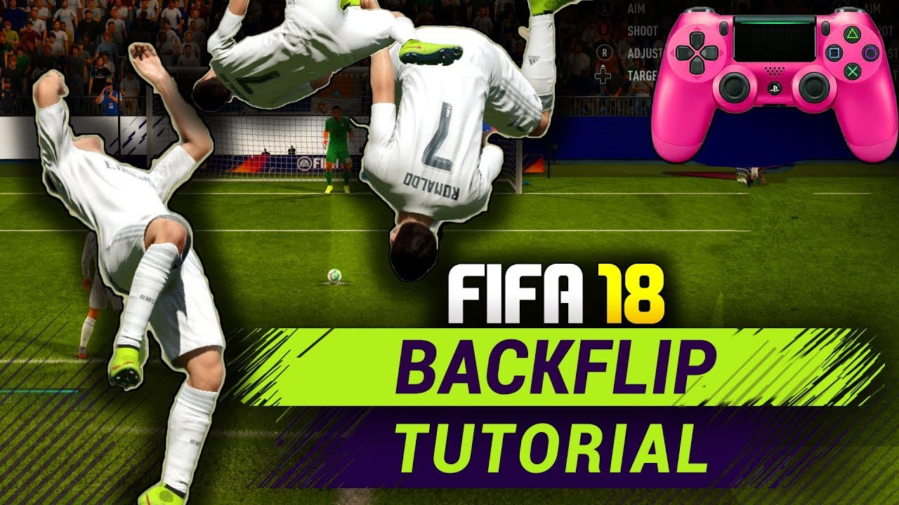 Somersault celebration fifa 18 playing for cash on fifa