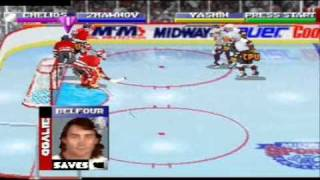 NHL' Open Ice (2 on 2) Challenge Part 2 (Blackhawks vs Senators)