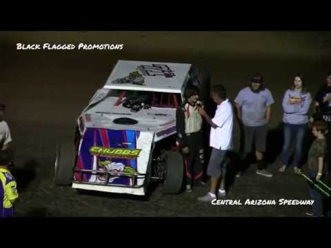 Central Arizona Speedway- Modified Main April 18th 2015