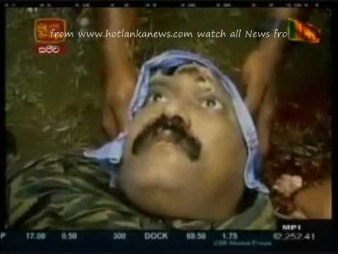 Prabakaran s Dead Body