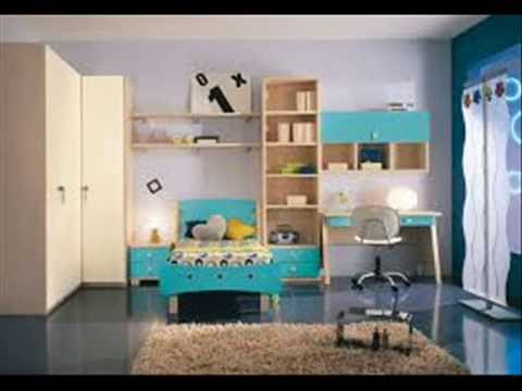 modern kids rooms | bedroom design - youtube