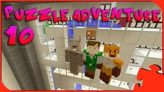 Minecraft Xbox - Puzzle Adventure - Triplicity The Overgrown Facility [10]