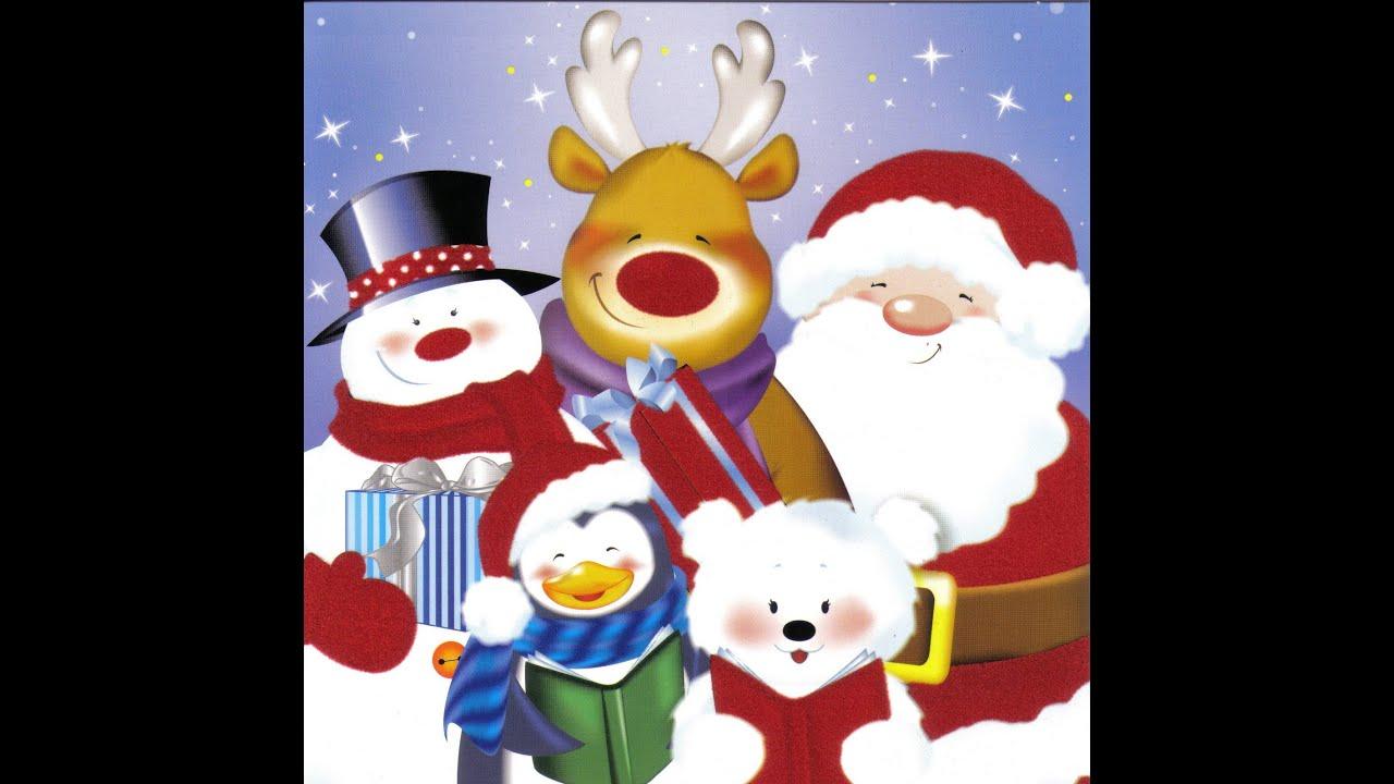Postales animadas de Navidad animadas