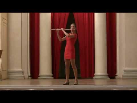 "Zgraja ""Virtuoso Flamenco Study №1"", Sofia Viland"