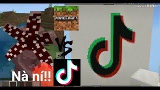 Những video tik tok minecraft hay, hài, bựa phần 6