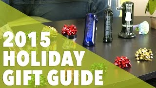 Holiday Gift Guide 2015  //  420 Science Club