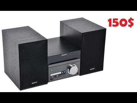 🎧 Музыкальный центр Sony CMT-SBT40D, распаковка | Oldi 🔌