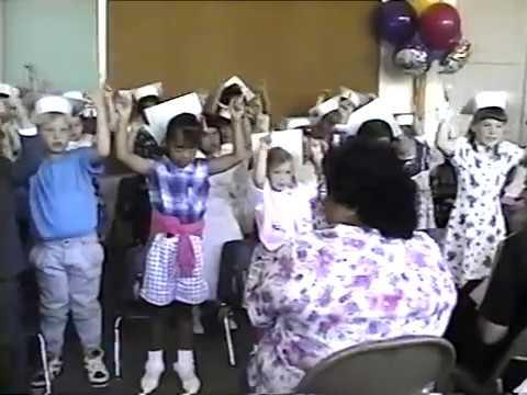 Maggie's Kinder Grad Coalinga, CA 1994