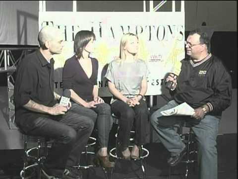 """""""Kisses, Chloe"""" interview at the Hamptons Film Festival on VVH-TV"""