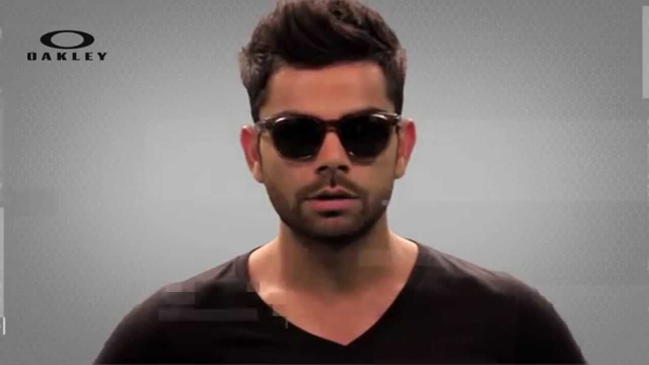 18919b8915 Virat Kohli - Oakley s Disruptive By Design Challenge - YouTube