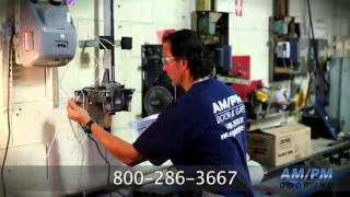 Santa Monica Commercial Glass Retail Roll-up Door & Gate Repair & Service