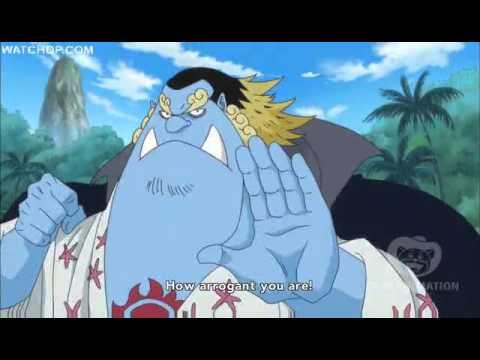 One Piece: Jinbei vs Arlong