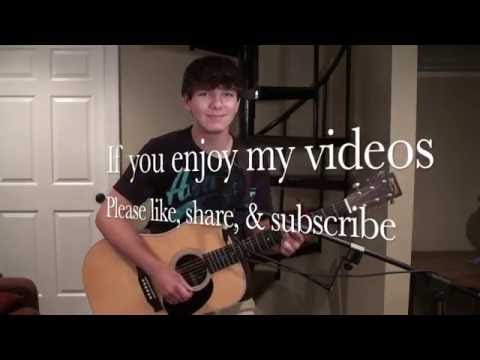 Abide With Me - Matt Maher (LIVE Acoustic Cover by Drew Greenway)