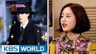 "Heo Youngji, ""I will get married to Lee Dongwook"" [Happy Together / 2017.03.09]"