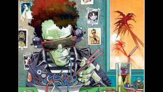 Gorillaz (Feat. Lou Reed) - Some Kind Of Nature