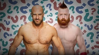 Which legendary finisher did Sheamus and Cesaro just use? thumbnail