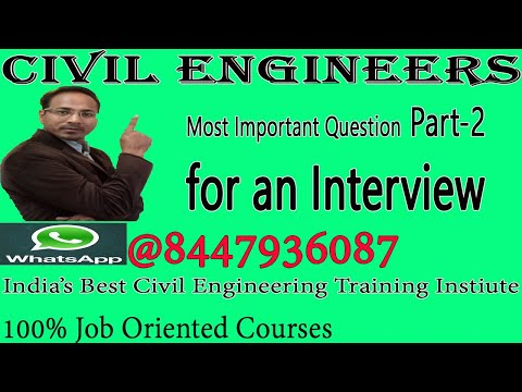 civil-engineers-i-important-question-for-an-interview-part-2-i-civil-engineering-training-institute