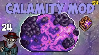 Terraria #24 GALAXY SLIME! (and worm!) - 1.3.5 Calamity Mod S4 Let's Play