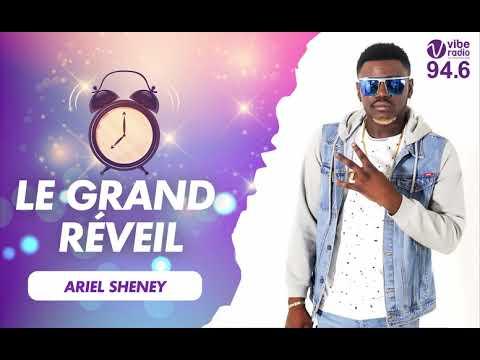 Grand Réveil de Star : Ariel Sheney vous réveil  sur Vibe Radio.