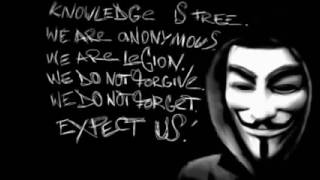 Anonymous   Hackers Rap   Hip Hop Song Music VS Illuminati Web Radio