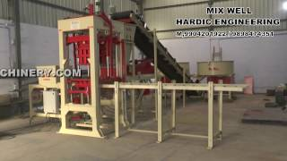 Fly Ash Brick Making Machines Information Process Plant