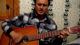 Песня Чеченской войны (гитарная)