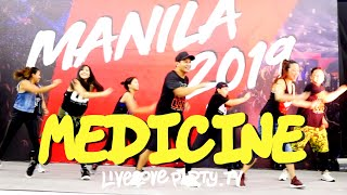 Medicine by Steve Aoki x J.Lo   Live Love Party™   Zumba®   Dance Fitness