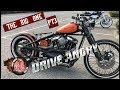 Harley Sportster Hardtail springer - The Ride