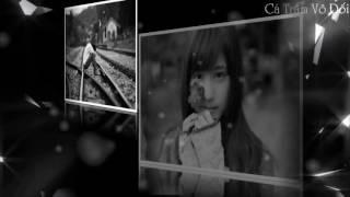 Cô Đơn Trong Lặng Thầm   Hà Duy Thái  Video HD + Lyrics