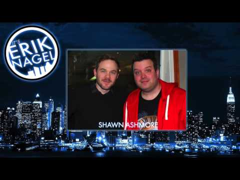 Shawn Ashmore Interview [04/03/2015]