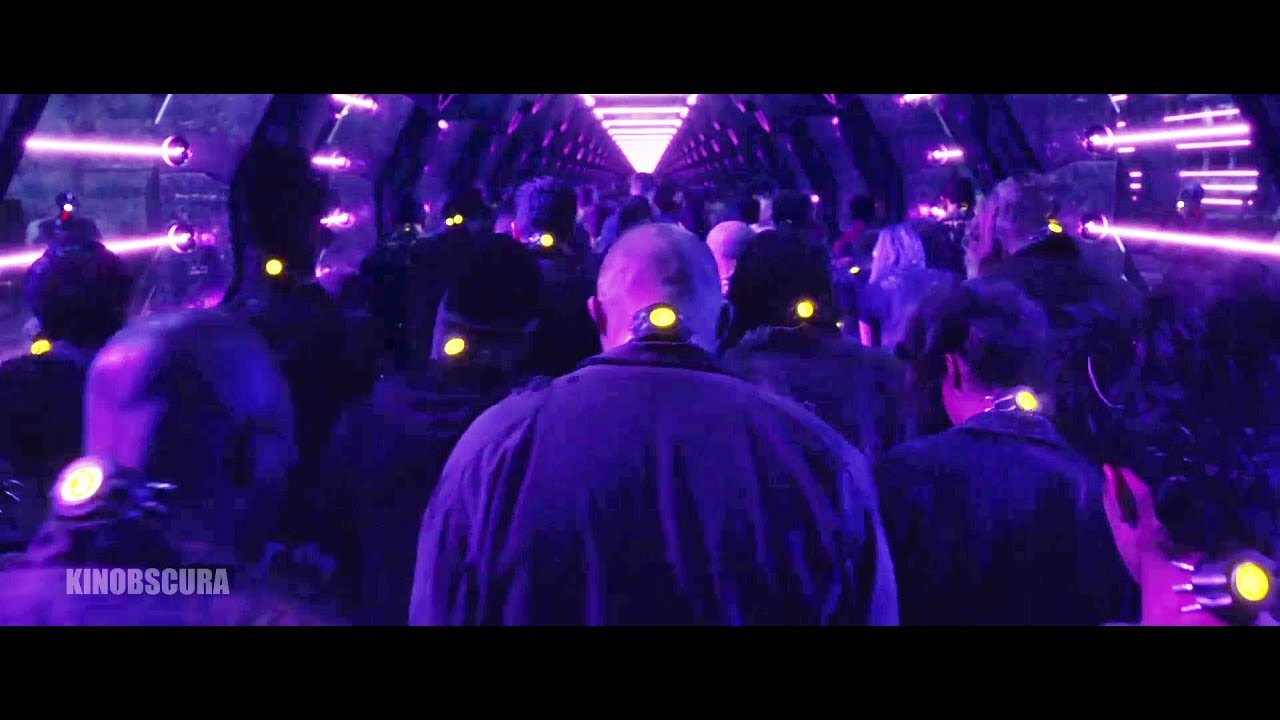 Download X-Men: Days of Future Past (2014) - Opening Scene