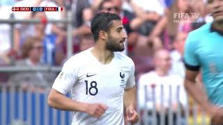 3  France v Denmark   2018 FIFA World Cup Russia™   Match 37