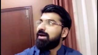 This is how Amir bhai roasted Sahir Lodhi with SRK| Karachi Vynz Official