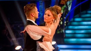 Kimberley Walsh & Pasha Viennese Waltz to 'A Thousand Years' - Strictly Come Dancing 2012 - BBC One