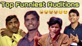 Top funniest Auditions | top funny .....