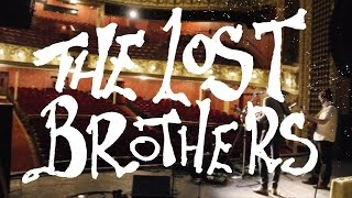 The Lost Brothers  - Can I Stay With You