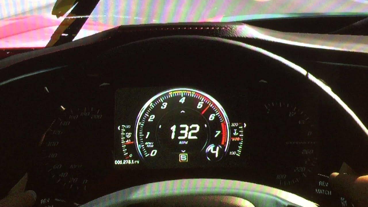 2014 Corvette C7 Top Speed