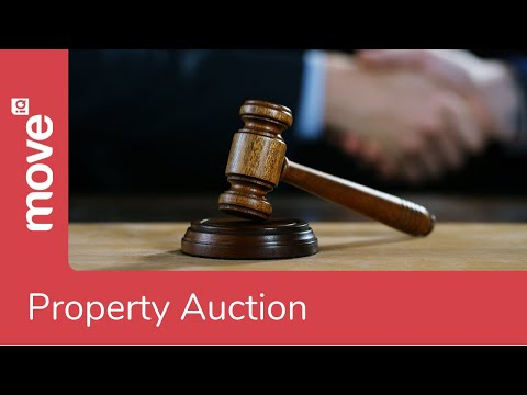 Buying Property at Auction - Tips & Advice