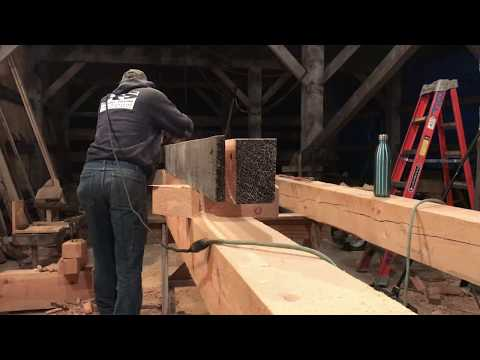 Meet the Guy Who has Taught Me Lot About Timber Framing
